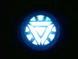 Modded Arc Reactor at Night by gamera68
