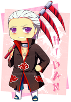 Commission: Hidan by Ginryuzaki