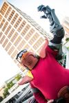 Mad with Power - Julian Eggman Cosplay by tanekxavier