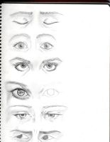 Eyes by leocampo