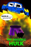 The Invisible Hulk by miitoons