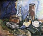 "Still life ""Tableware"" by Ephy-Drow"