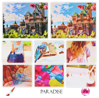 +Paradise {PSD} by StopthisPain