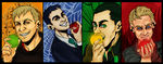 The Apples of Discord by nupao