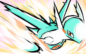 Shiny Latios | Luster Purge by ishmam