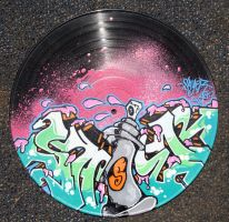 SAYER vinyl by ecce-one