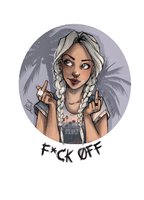 F*uck Off by itslopez