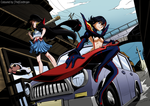 Kill La Kill by Thecoldtrojan