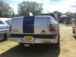 Ford F-150 rear by Car-lover33