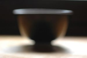 Black bowl by MissUmlaut