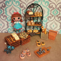 Miniature Pastries Collection by Mig515