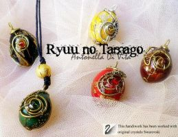 Ryuu no tamago Dragon's eggs by CuorEmani
