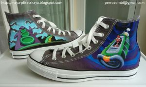 Day of the Tentacle Converse by Maya-Plisetskaya