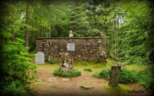 Clan McNab Burial Grounds by Estruda