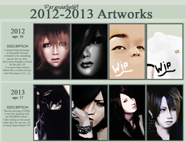 2012 - 2013 Improvement Meme by ParanoiaGod69