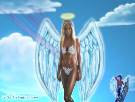 Welcome to Heaven by Izilja