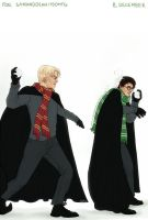 Harry Potter - 8. December by Kumagorochan