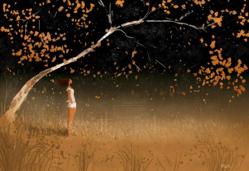 Evening breeze. by PascalCampion
