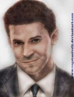 David Boreanaz by vegetanivel2
