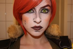 Lilith (the Siren)- Borderlands! by MadameSkunk