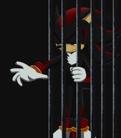 Shadow The Hedgehog - Can't Escape by Shadoukun