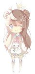 Sengeu - Small Chibi 8.31.15 by Lu-tan