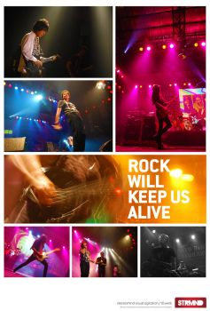 rock will keep us alive by negerilama