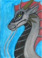 Kageerall ACEO by Ravenfire5