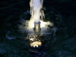 Fountain macro. by Fenixfutura-photos