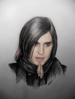 Jared Leto by Allinor