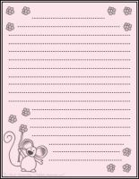 mothers day stationary set I by HigHHalo
