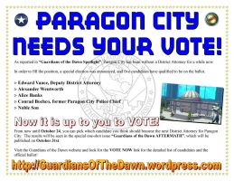 Paragon City DA Election by djmatt2
