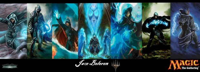 Jace Beleren Wallpaper by AlexKirby1989