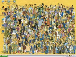 Comunidad Simpsons by ember-frases