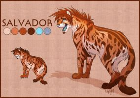 Salvador Ref by 1skylight1