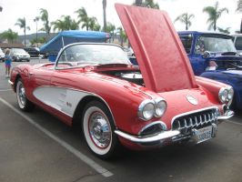 1960 Chevrolet Corvette C1 by granturismomh