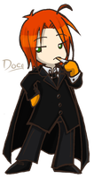 Chibi Clor by wapy