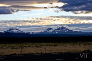 Mountains in Oregon by dReam-Vii
