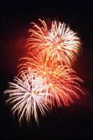 Fireworks Stock 51 by Malleni-Stock