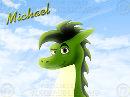 Michael +Remake+ by Mike-Dragon