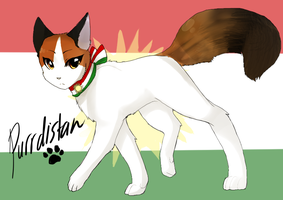 Purrdistan - Cat!Kurdistan by StarLynxWish