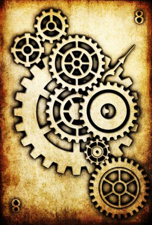 Eight of Cogs