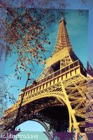 paris : eiffel by avaad0re