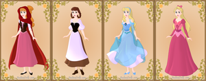 Fractured Fairy Tale Costume Ideas by FluidGirl82