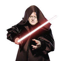 Darth Gaben by nocturn333