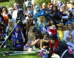 League of Legends Meetup at Fanime 2012 by IvrinielsArtNCosplay