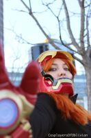Rescue by cosplayersofoblivion