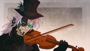 Let's play a seasonal song, shall we? by JWiesner