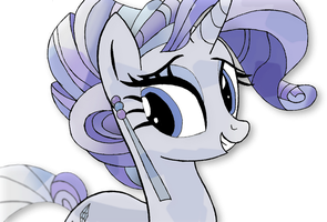 Crystal Rarity by PonyPikmin1998