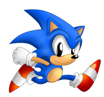 Sonic  HD 2 by TokeiTime